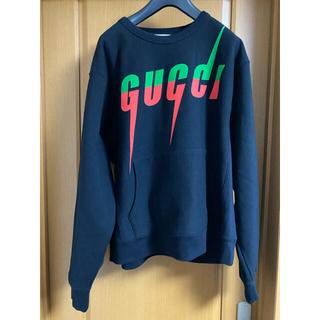 Gucci - Gucci ブレード スウェットシャツ Mサイズ