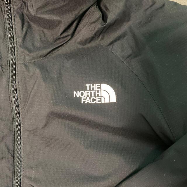THE NORTH FACE(ザノースフェイス)の値下げ!the north face リバーシブルテックエアーフーディ メンズのジャケット/アウター(ナイロンジャケット)の商品写真