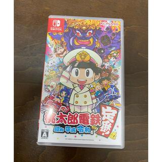 Nintendo Switch - 桃鉄 桃太郎電鉄 ~昭和 平成 令和も定番!~ Switch