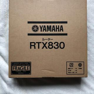 ヤマハ - YAMAHA RTX830