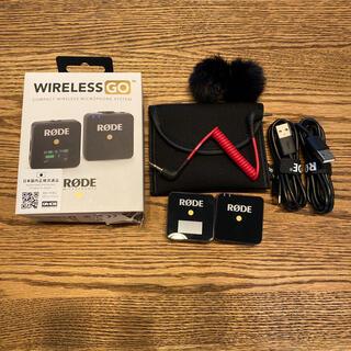 【まーさん専用RODE ロード Wireless ワイヤレスマイクシステム (マイク)