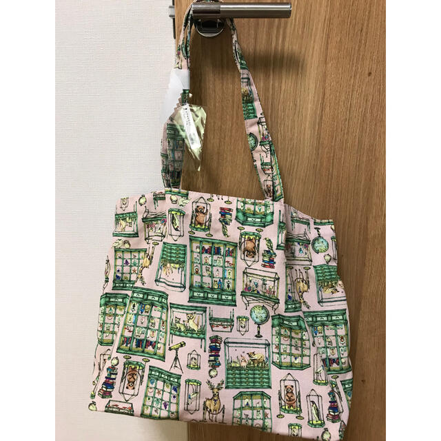 franche lippee(フランシュリッペ)の新品 フランシュリッペ  オリプリBIGトートバッグ ミュージアム レディースのバッグ(トートバッグ)の商品写真