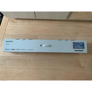 SONY - 【新品】ソニー サウンドバー HT-S100F