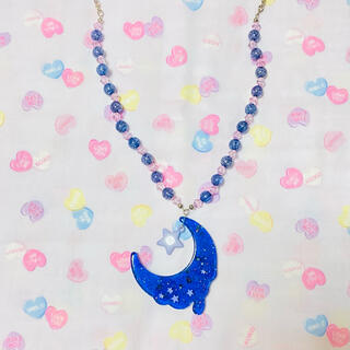 Angelic Pretty - 【Angelic Pretty】Melty Moon ネックレス