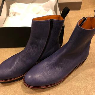 ビブラム(vibram)の靴SALE♡vibram ビブラム ショートブーツ 24.5cm♡(ブーツ)