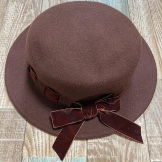 F i.n.t - fint リボン 帽子☆