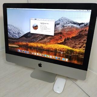 Mac (Apple) - 動作確認済imac mid2011 21.5インチ