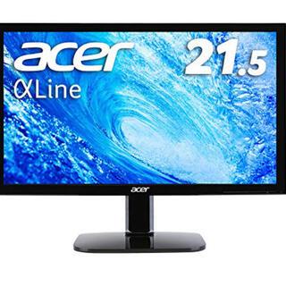 エイサー(Acer)のacer ACER KA220HQ ディスプレイ(ディスプレイ)