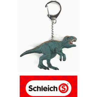 Schleich シュライヒ  キーホルダー 恐竜 ギガノトサウルス フィギュア(SF/ファンタジー/ホラー)