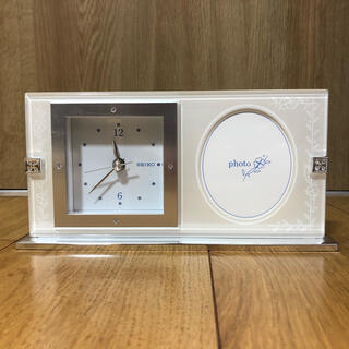 セイコー(SEIKO)のセイコー 時計(置時計)