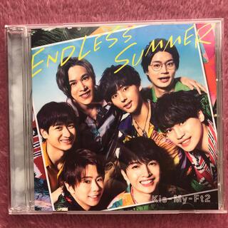キスマイフットツー(Kis-My-Ft2)のENDLESS SUMMER【通常盤】(ポップス/ロック(邦楽))