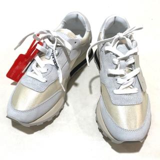 オフホワイト(OFF-WHITE)のオフホワイト シューズ スニーカー 靴 ホワイト(スニーカー)