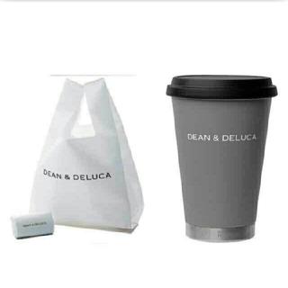 DEAN & DELUCA - DEAN&DELUCA ミニマムエコバッグ サーモタンブラー