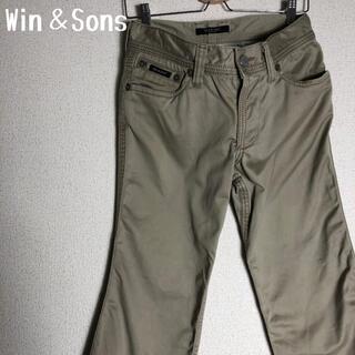 ウィンアンドサンズ(Win&Sons)のWin & Sons チノパン(チノパン)