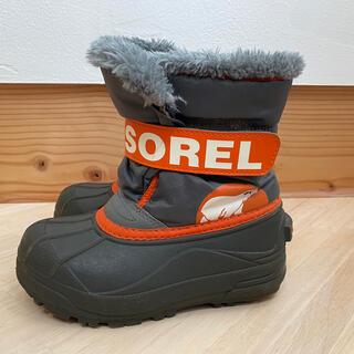 SOREL - SOREL ソレルスノーブーツ キッズ 17cm