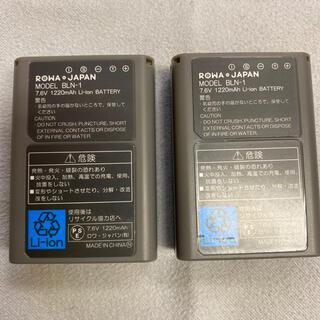 BLN-1 互換バッテリー