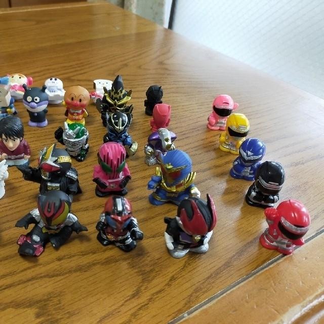 ポケモン 指人形  55体 ほか まとめ売り エンタメ/ホビーのおもちゃ/ぬいぐるみ(キャラクターグッズ)の商品写真