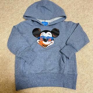 ディズニー(Disney)のDisney★ミッキー★パーカー(Tシャツ/カットソー)