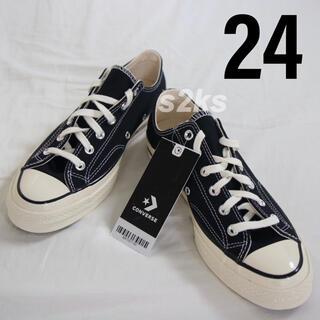 CONVERSE - コンバース converse チャックテイラー ct70 ブラック 24cm