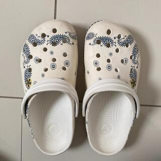crocs - クロックス ペイズリー 限定
