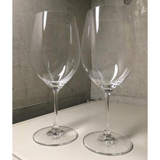 RIEDEL - リーデル ヴィノム カベルネ/メルロ ワイングラス 2脚セット