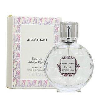 JILLSTUART - ジルスチュアート オードホワイトフローラル 香水 50ml