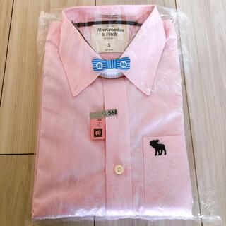 アバクロンビーアンドフィッチ(Abercrombie&Fitch)の【けん様専用】Abercrombie & Fitch ピンクシャツ アバクロ(シャツ)