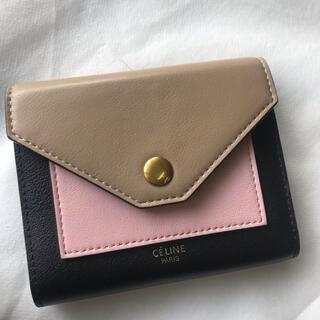 celine - セリーヌ 折り財布