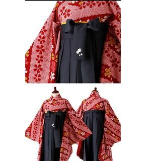 キャサリンコテージ(Catherine Cottage)のキャサリンコテージ   袴セット+髪飾り 160cm(和服/着物)