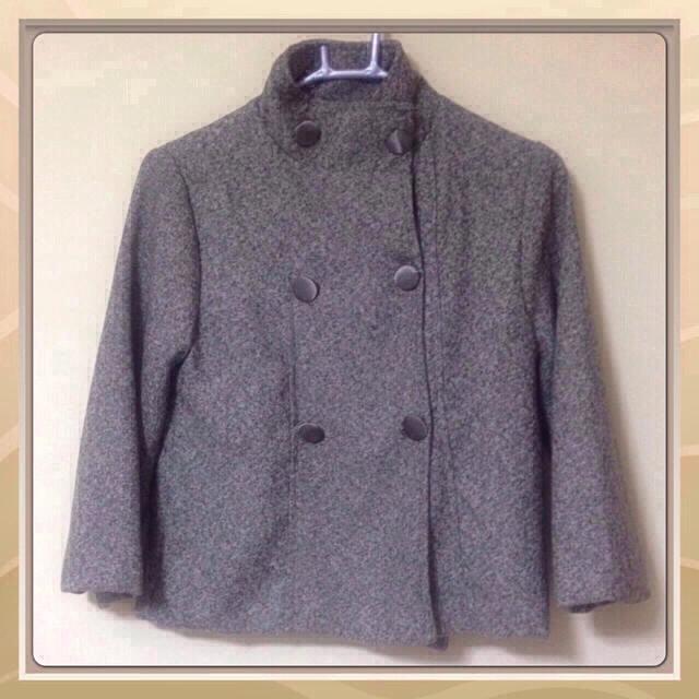 ♥️ショートコート♥️ レディースのジャケット/アウター(トレンチコート)の商品写真