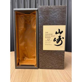 サントリー - サントリー山崎12年化粧箱