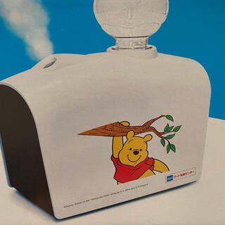 Disney - ディズニー プーさん 卓上加湿器 アート
