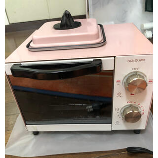 KOIZUMI - Koizumiコイズミ オーブントースター 目玉焼き機能付き