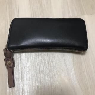 クロエ(Chloe)のクロエ 長財布 財布 ウォレット ブラック(財布)
