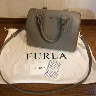 Furla - ほぼ未使用!FURLA*NORAHノラ ボストン2wayショルダーバッグ