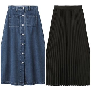 GU スカート2点セット