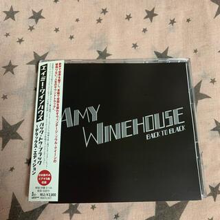 バック・トゥ・ブラック~デラックス・エディション エイミー・ワインハウス(R&B/ソウル)