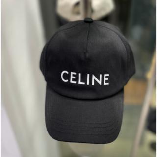 セリーヌ(celine)のCELINE-CELINE HOMME/ロゴベースボールキャップ(キャップ)