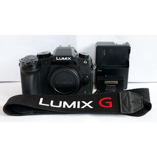 Panasonic - ショット数 4502回 Panasonic LUMIX DMC-G8