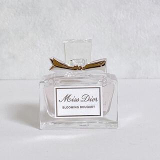 クリスチャンディオール(Christian Dior)のミス ディオール ブルーミング ブーケ オードゥ トワレ 5ml(香水(女性用))