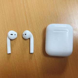 Apple - Air Pods エアーポッズ 本体 + ケース