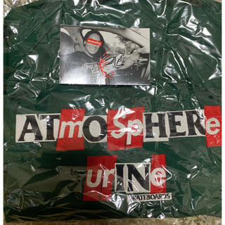シュプリーム(Supreme)のsupreme ANTIHERO Snap Front Twill Jacket(ナイロンジャケット)