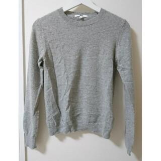 ユニクロ(UNIQLO)のユニクロ カシミヤ100% クルーネックセーター(ニット/セーター)