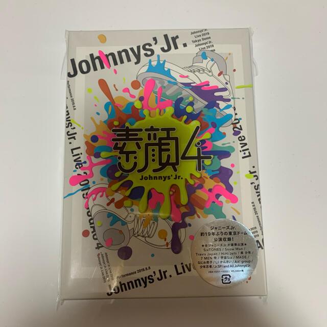 Johnny's(ジャニーズ)の素顔4 ジャニーズJr.盤 エンタメ/ホビーのDVD/ブルーレイ(アイドル)の商品写真