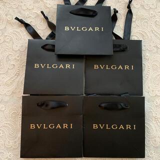ブルガリ(BVLGARI)のブルガリ紙袋(ショップ袋)