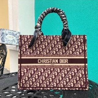 クリスチャンディオール(Christian Dior)のクリスチャン ディオール ブック トートバッグ (その他)