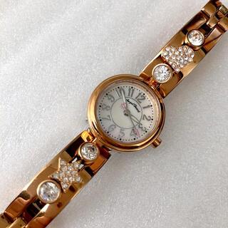 エンジェルハート(Angel Heart)のAngel  Heart  レディースクォーツ腕時計 稼動品 シェル文字盤(腕時計)