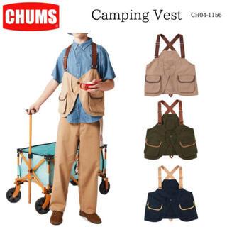 チャムス(CHUMS)のCHUMS キャンピング ベスト(ベスト)