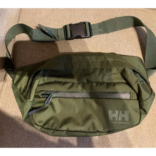 HELLY HANSEN(ヘリーハンセン)のHELLY HANSEN へリーハンセン ウエストバッグ ウエストポーチ メンズのバッグ(ボディーバッグ)の商品写真