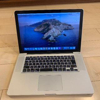 Mac (Apple) - MacBook Pro (15-inch Mid 2012)